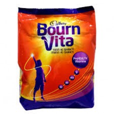 CADBURY BOURNVITA ( HEALTH DRINK  500 GM POUCH )